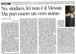 L'articolo di Santangelo sul Cormez, prima parte