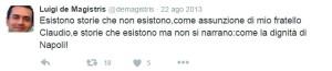 tweet dema_17 Esistono storie