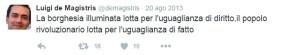 tweet dema_20 La borghesia illuminata